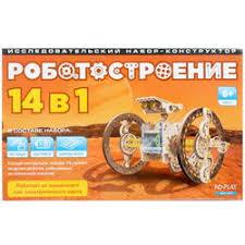Купить <b>Конструктор ND Play</b> Роботостроение 14 в 1 по супер ...