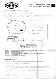 water temperature gauge wiring diagram water image wiring diagram for saas oil pressure gauge wiring discover your on water temperature gauge wiring diagram