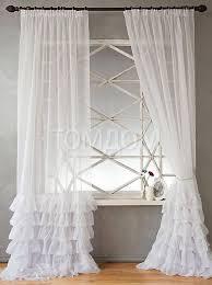 Купить <b>комплект штор</b> «Фрезия (белый)» белый по цене 5100 ...