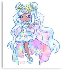 """<b>Cute Kawaii</b> Unicorn Mystabella Shopkins Shoppies Doll Anime ..."