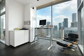 chicago penthouse contemporary home office chicago home office