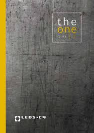 THE ONE 2017 by LEDS-C4 - issuu