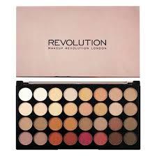 <b>Makeup Revolution Ultra 32</b> Eyeshadow Pal- Buy Online in ...