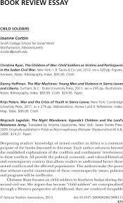 child iers ryanchristine the children of war child copyright