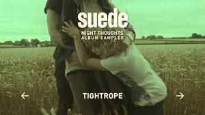 <b>Suede</b> - <b>Night Thoughts</b> (Album Sampler) - YouTube