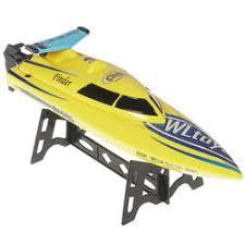 Купить <b>Радиоуправляемая</b> игрушка <b>катер WLToys</b> WL911 ...