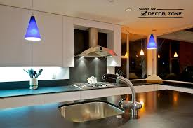modern kitchen lighting ideas under the upper cabinets awesome modern kitchen lighting ideas