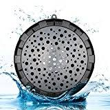shower radio review guide x:  best shower radios soundsoul splashproof shower speaker bluetooth wireless portable waterproof review