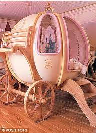 this fanciful coach bed is handcrafted in england of wood and fiberglass the oval shaped beyonce baby nursery