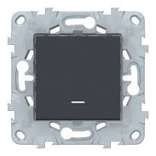 <b>Переключатель Schneider Electric</b> Unica NEW <b>NU520554N</b> ...