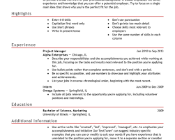 isabellelancrayus winsome careerperfect s management sample isabellelancrayus gorgeous resume templates for word the grid system astonishing emphasis resume template and