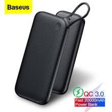 Портативное <b>зарядное устройство Baseus</b>, 20000 мАч, быстрая ...