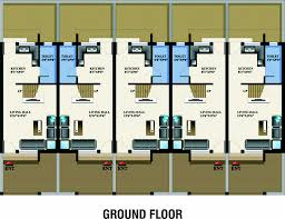 Floor Plan of Siddhiganesh Duplex Row HouseLAYOUT PLAN    Click layout plan for an enlarged view   siddhiganesh duplex row house ground small siddhiganesh duplex row house first floor small