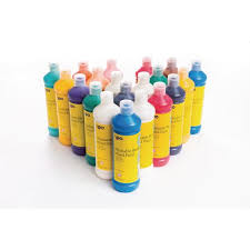 YPO Ready <b>Mixed Paint</b> - Pack of 20 x 600ml Bottles