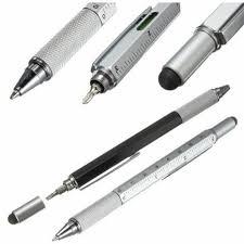 6 in 1 <b>Multifunctional pen</b>