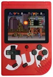 Buy Afrodive <b>Handheld Pocket Portable Game</b> Boy 400 in 1 <b>Games</b> ...