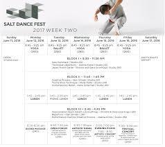 School of Dance  University of Utah   Third Sun SDF Block w