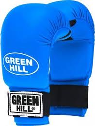 <b>Накладки для карате Green</b> Hill Cobra синие - купить в Киеве ...