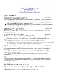 new grad nurse resume sample new graduate resume examples sample writing a nursing resume resume template nursing resume resume how to write a good objective for