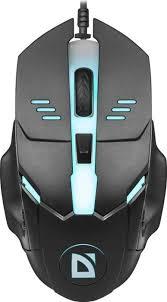 Проводная <b>мышь Defender Ultra Matt</b> MB-470, Black
