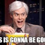 popcorn Bill Hader Meme Generator - Imgflip via Relatably.com