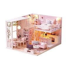 <b>DIY Miniature</b> Rooms <b>Doll House</b>: Amazon.com