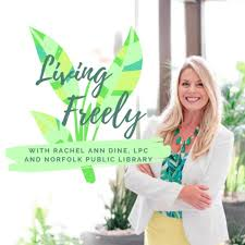 Living Freely Podcast-Here for you one podcast at a time for all things mental health + wellness!