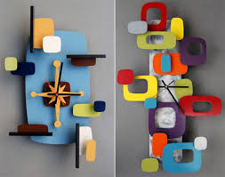 Small Picture Unique and Inspiring Wall Clocks for Your Home Interior Design