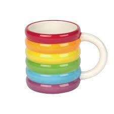 <b>Кружка</b> Doiy Rainbow Керамика - купить в интернет-магазине ...