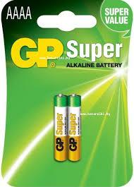 <b>Батарейка</b> GP Super <b>AAAA</b> 25A