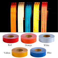 <b>50mm X 5m</b> Reflective Tape Stickers <b>Car</b> Styling For Automobiles ...