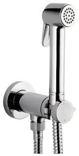 <b>Гигиенический душ Bossini</b> Paloma Flat E37005 CR хром ...