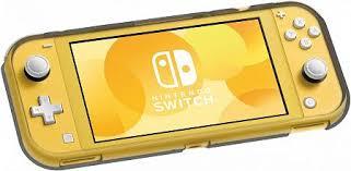 <b>Чехол Hori DuraFlexi</b> Protector Clear for Nintendo Switch Lite