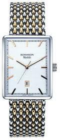 Мужские наручные <b>часы Romanson DM 5163 MJ</b>(<b>WH</b> ...