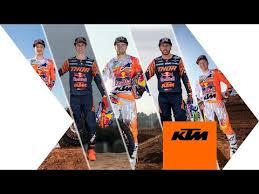 Introducing the 2020 Red Bull <b>KTM</b> Factory <b>Racing</b> Motocross <b>Team</b>