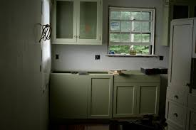 green kitchen cabinets couchableco: olive green kitchen cabinets what a little crooked kitchen