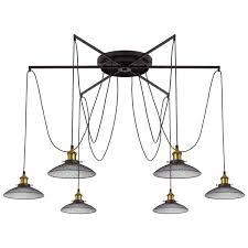 <b>Люстра Citilux Эдисон CL451261</b> E27 6 ламп 21 м² в Санкт ...