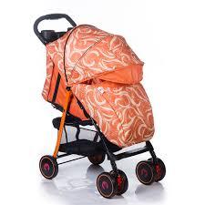 Купить <b>прогулочная коляска Babyhit Simpy</b> Wavy Orange, цены в ...