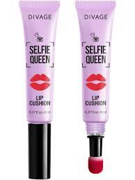 Губная <b>помада жидкая</b> с <b>кушоном</b> Selfie Queen DIVAGE 9335619 ...