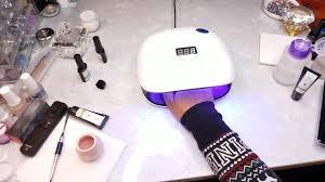 1 Year Update - SUN <b>UV</b>/<b>LED</b> 48 Watt Nail Lamp Review - YouTube