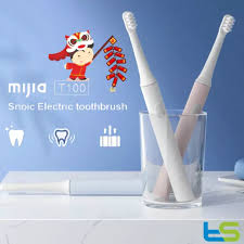 Xiaomi <b>Mijia</b> Toothbrush T100 <b>MES603 USB Rechargeable</b> Sonic ...