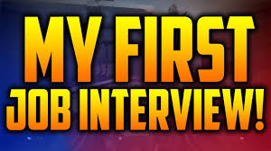 my first job interview funny life story my first job interview funny life story