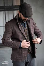 Gentleman, this is how you dress. Really well tailored, <b>nice mix</b> of ...