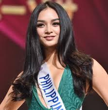 「フィリピン代表のカイリー・バーゾサさん」の画像検索結果