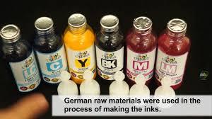 Premium <b>Heat Transfer Ink</b> Final Result Comparison - YouTube