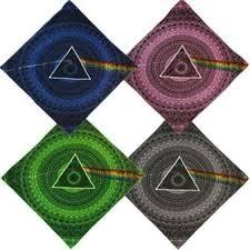 Pink Floyd <b>Bandana</b> - <b>Dark Side</b> of the Moon Shadow | Sunshine ...