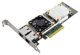 Сетевая карта <b>DELL</b> 57810 Dual-Port 10 Gigabit Server <b>Adapter</b> ...