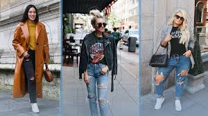 <b>Ripped Jeans</b> Outfit Ideas: 29 Street <b>Style</b> Looks | StyleCaster