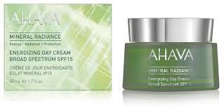 AHAVA Mineral Radiance Energizing day <b>cream Минеральный</b> ...