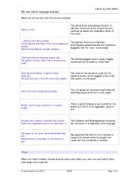 mix and match language analysis lamia keats john home page resource thumbnail